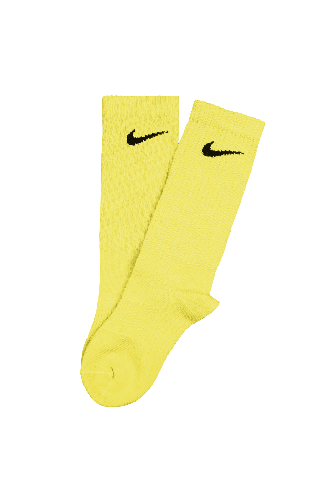 NIKE - YELLOW SOCKS