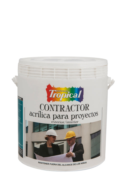 Acrílica Contractor Tropical