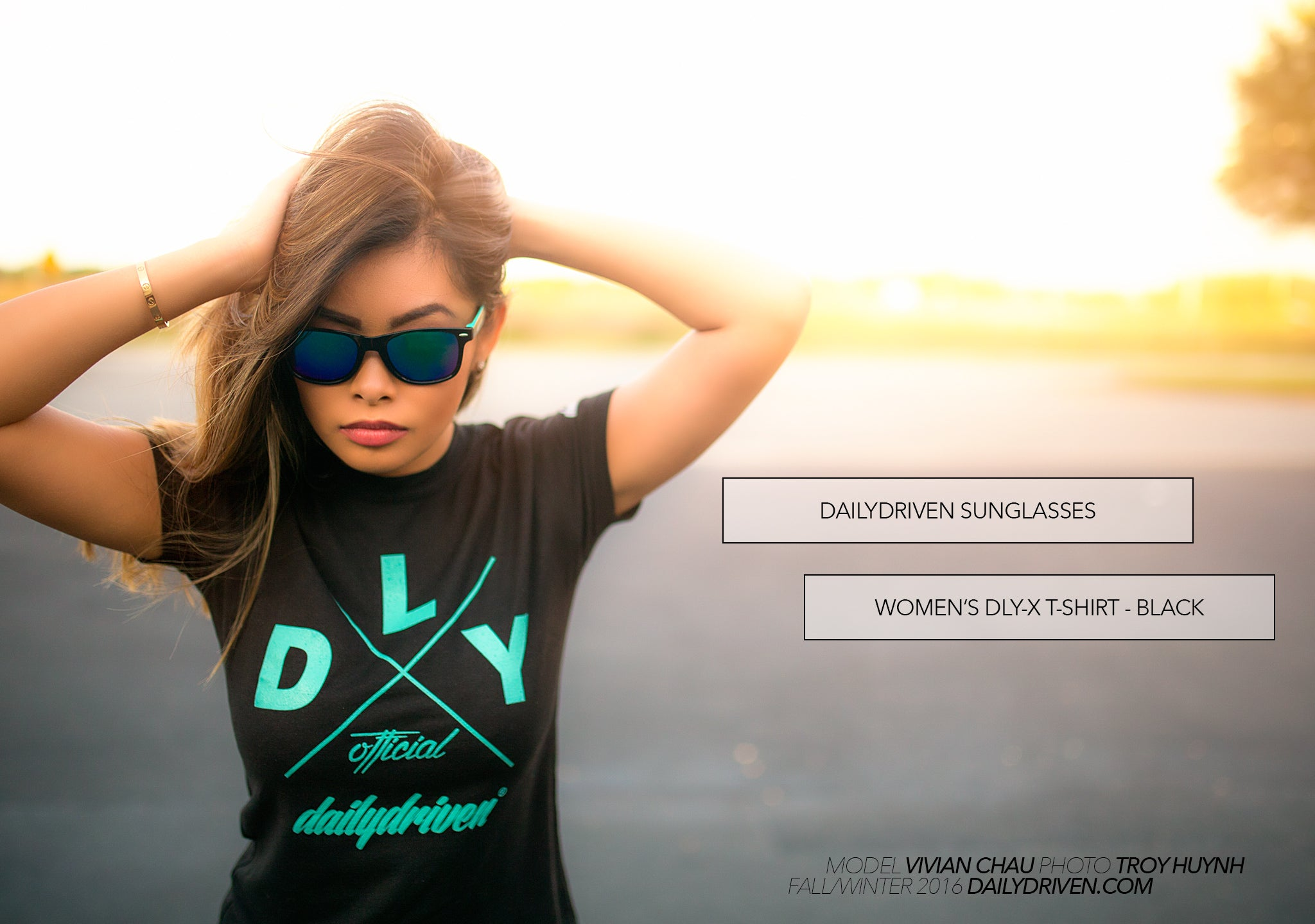DailyDriven Women's DLY X T-Shirt