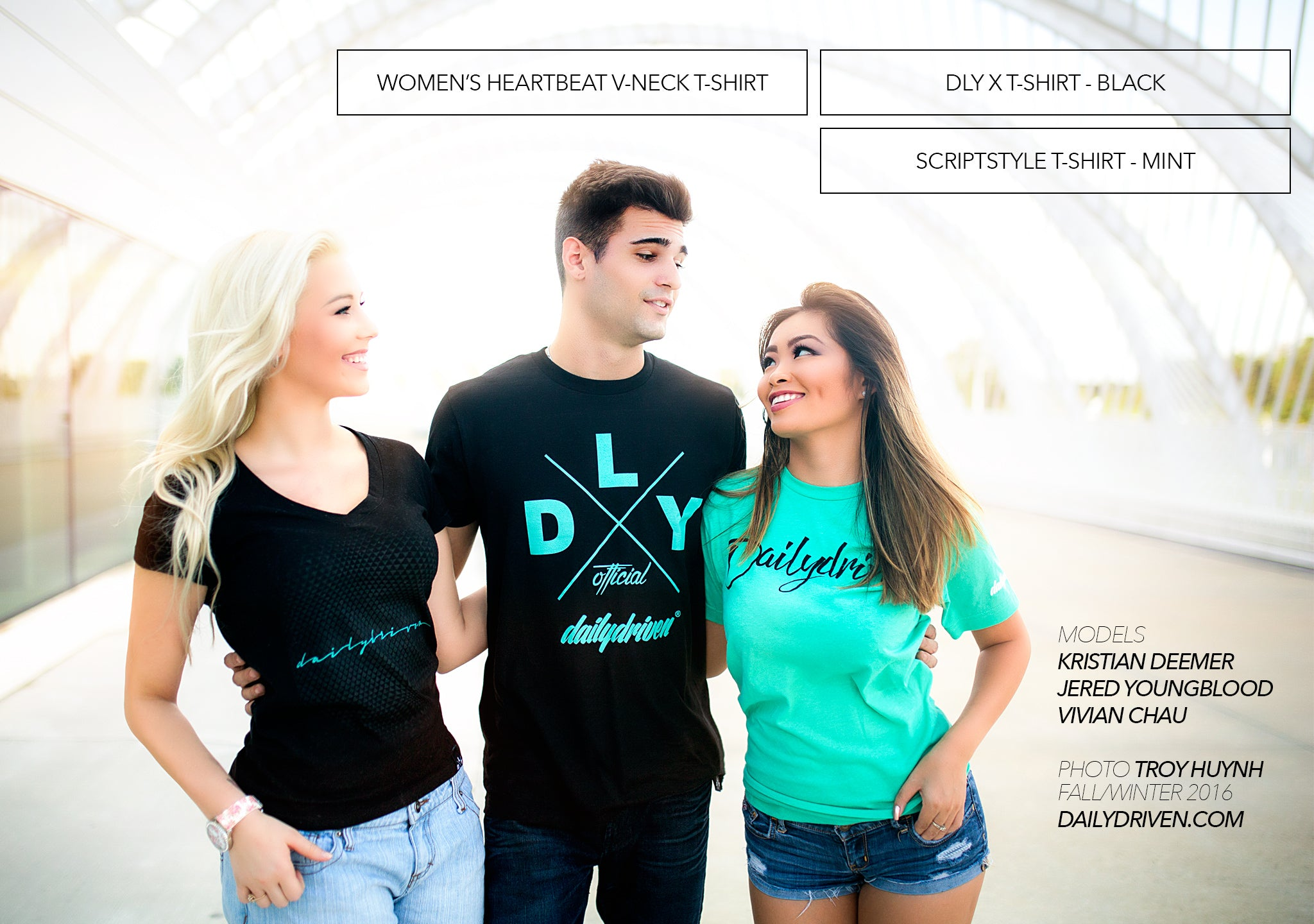 DailyDriven Apparel Clothing Accessories