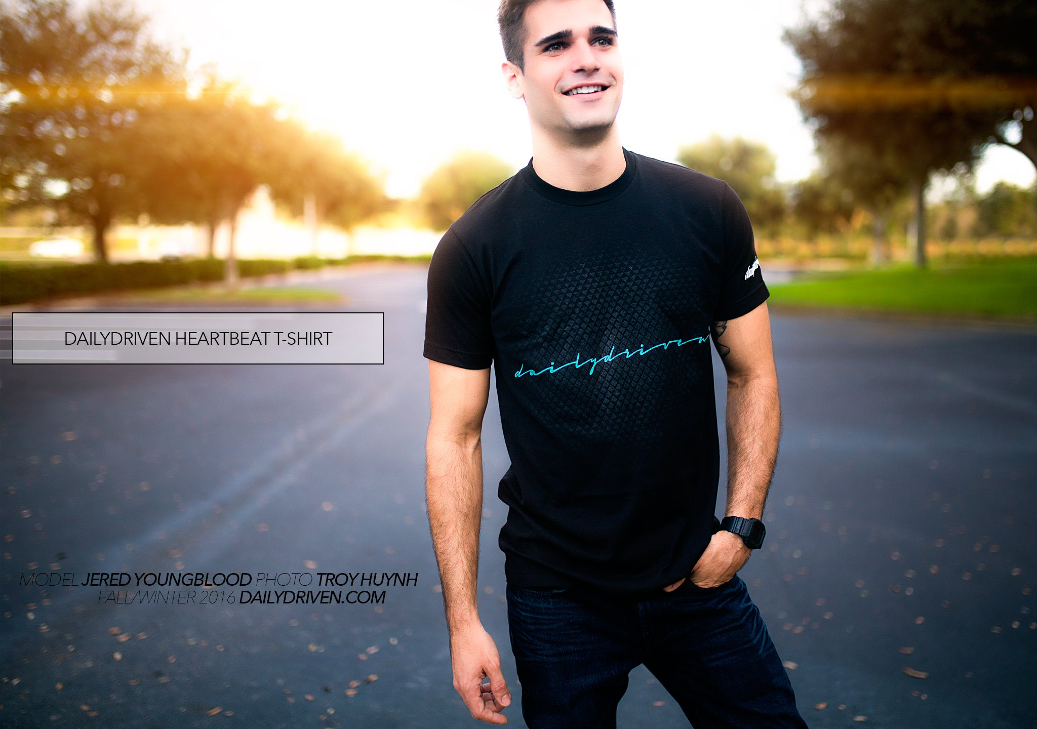 DailyDriven Heartbeat T-Shirt