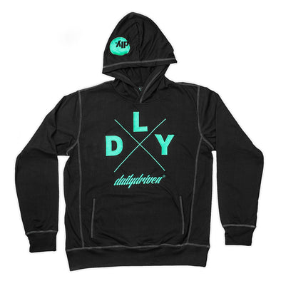 DailyDriven Beach Hoodie Version 2
