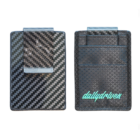 DailyDriven Fit Carbon Fiber Wallet