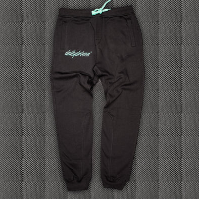 DailyDriven Black Jogger Sweatpants