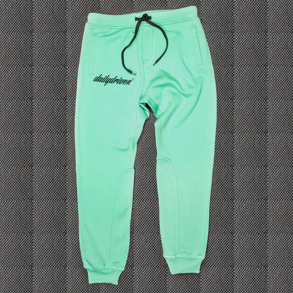 DailyDriven Mint Jogger Sweatpants