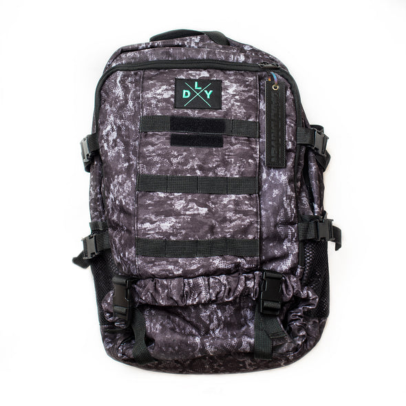 DailyDriven Tactical Style Backpack Urban Digital Disrupt