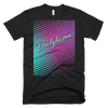 DailyDriven Cocktail Unisex T-Shirt - Black