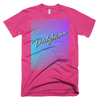 DailyDriven Cocktail Unisex T-Shirt - Fuchsia