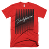 DailyDriven Cocktail Unisex T-Shirt - Red