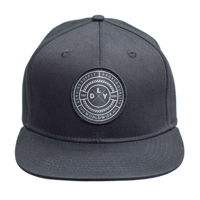 DailyDriven Patch Snapback Hat