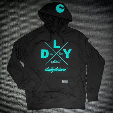 DailyDriven Beach Hoodie Hooded Sweatshirt