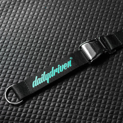 DailyDriven Belt Buckle Lanyard Ice Mint Special Edition