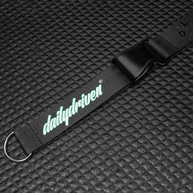 DailyDriven Lanyard Takata Buckle Edition Black