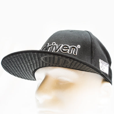 DailyDriven Hat Black on Black