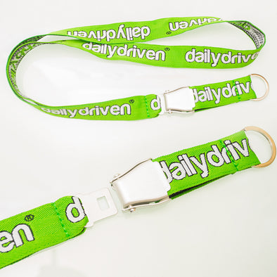 DailyDriven Buckle Lanyard First Edition