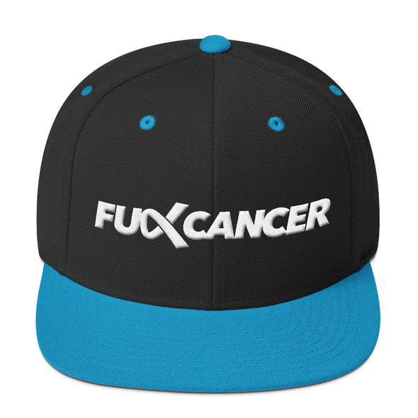 DailyDriven Fuck Cancer Snapback Hat