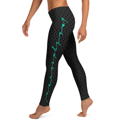 DailyDriven Black Diamond Leggings