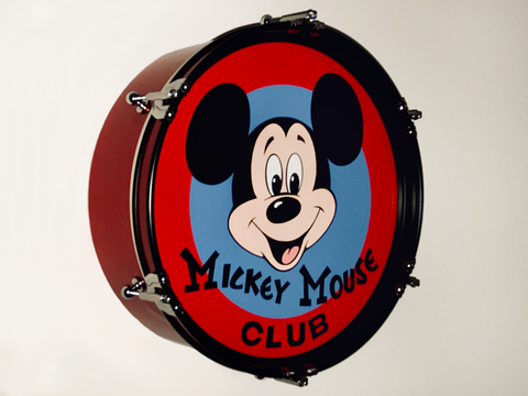 The Groupie Bass Drum