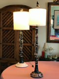 The Goodman Clarinet Lamp