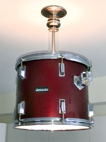 The Grohl Drum Light