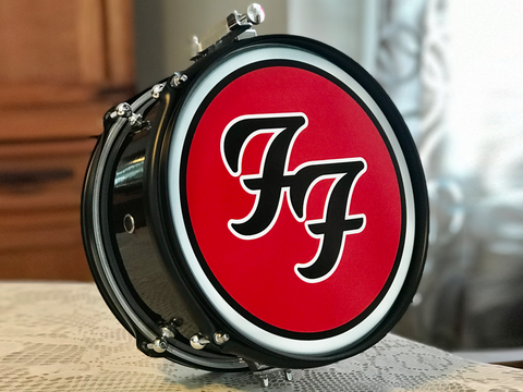 The Groupie Snare Drum