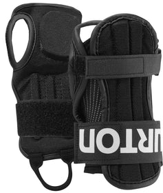 Burton Adult Wrist Guards - True Black