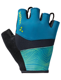 Vaude Men's Advanced Gloves II - Petroleum