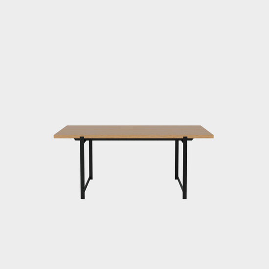 Frame Extension Dining Table 1800 - Oak