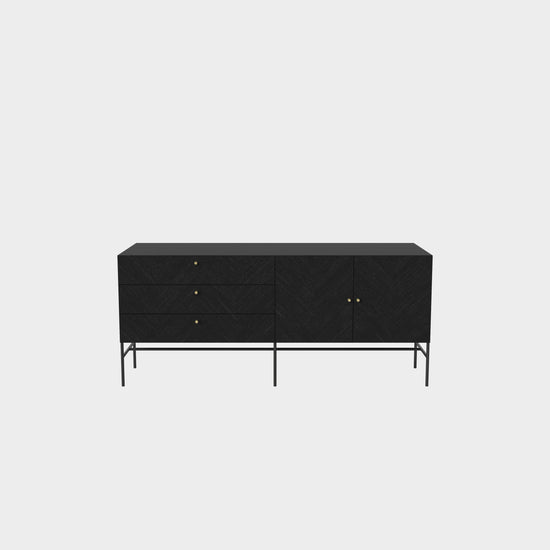 Luxe Sideboard - Black