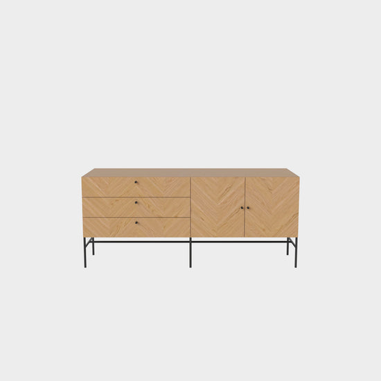 Luxe Sideboard - Oak
