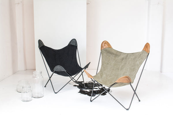 VERDON. TAYLOR BUTTERFLY CHAIR
