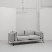 Sabine 2.5 Seater Sofa - Stone Grey