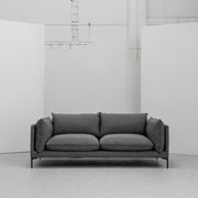 Sabine 2.5 Seater Sofa - Charcoal