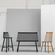 Hans K Zigzag Bar Chair at EDITO