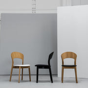 Hans K Rainbow Dining Chair at EDITO