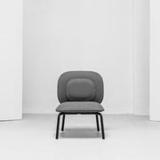 Tasca Chair - Anthracite