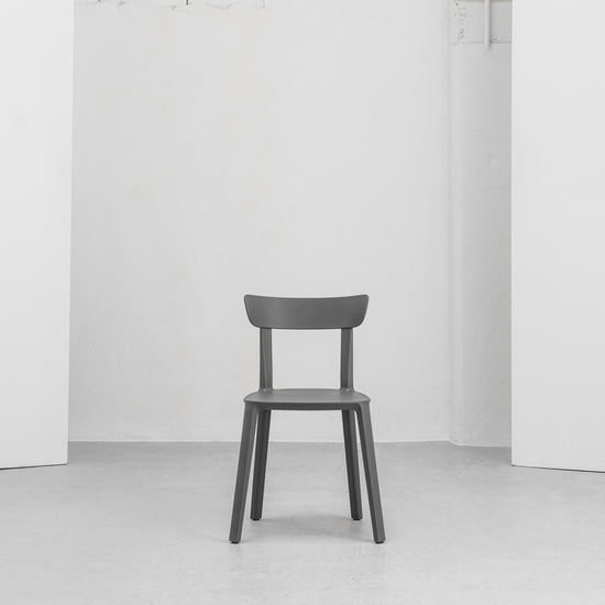 Cadrea Dining Chair - Ironsand
