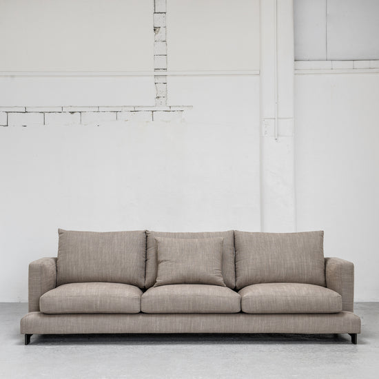Taupe Camerich Lazytime Sofa at EDITO Furniture