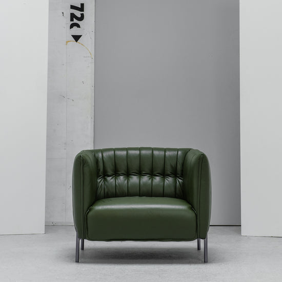 Britta Armchair - Green