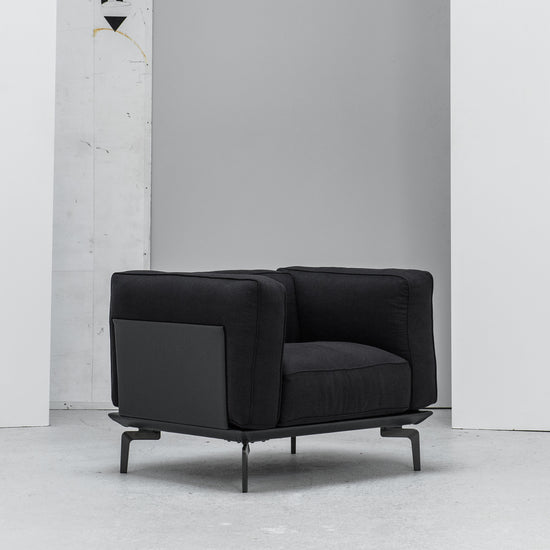 Avalon Armchair - Black