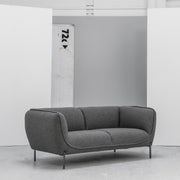 Maya grey 2 Seater Sofa at EDITO Furniture