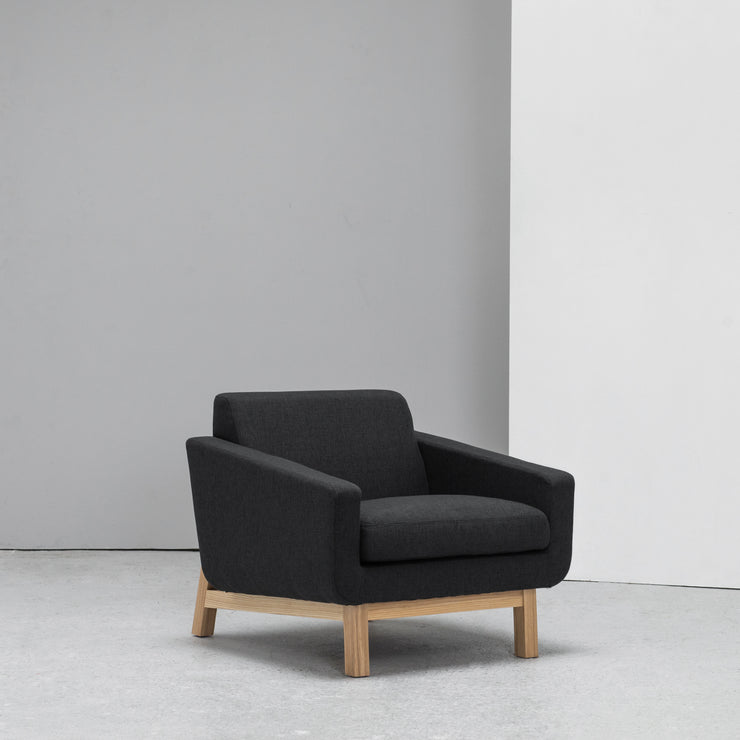 Jetson Armchair - Charcoal