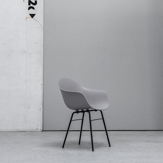 TOOU TA Bucket Armchair grey at EDITO Furniture