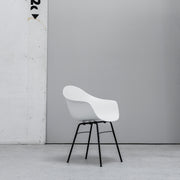TOOU TA Bucket Armchair white at EDITO Furniture