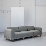 Alfa 3 Seater Modular Sofa and Ottoman at EDITO