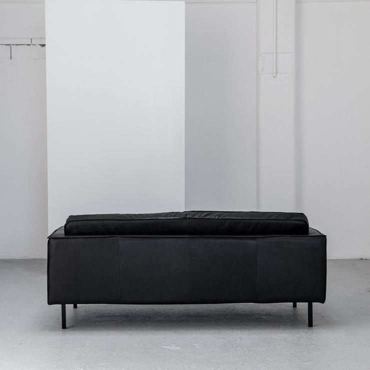 Octaaf Sofa - Black - EDITO Furniture