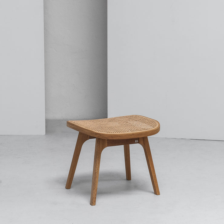 Hans K Racquet Footstool at EDITO