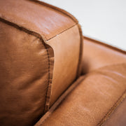 Verdon Octaaf Leather Armchair at EDITO
