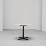 Vary Side Table - Carrara Marble