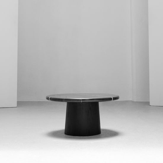 Karsten Coffee Table - Black Marble